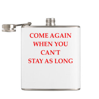STAY HIP FLASK
