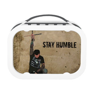 STAY HUMBLE YUBO LUNCHBOX