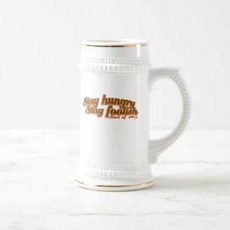 Stay Hungry Stay Foolish class of 2015 Coffee Mug