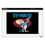 Stay Hydrated 1.png Laptop Decal