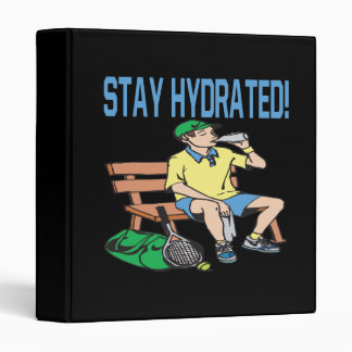 Stay Hydrated Binder