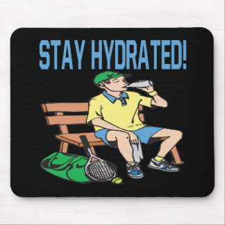 Stay Hydrated Mouse Pad