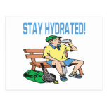 Stay Hydrated Postcards