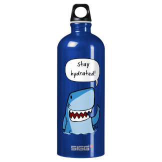 Stay hydrated water bottle