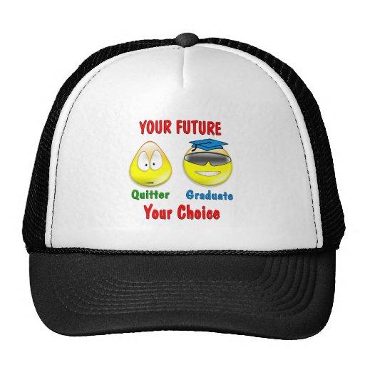Stay in School Trucker Hat