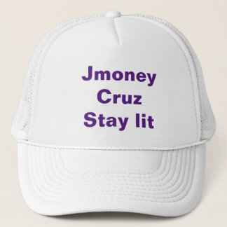 Stay lit hat