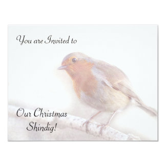 Stay, little cheerful Robin! Invites