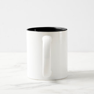 Stay Loose and Stay COOL Two-Tone Coffee Mug