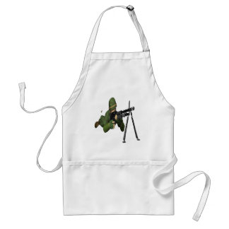 Stay Low Adult Apron