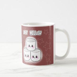 Stay Mellow Marshmallow Mug