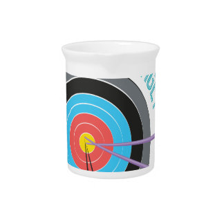 Stay On Target Pitcher
