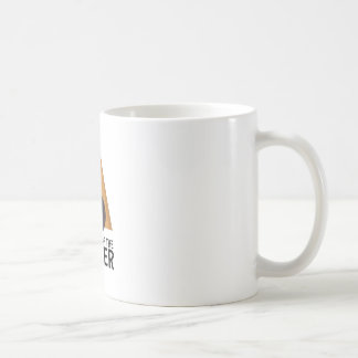 Stay Out Of The Gutter Classic White Coffee Mug