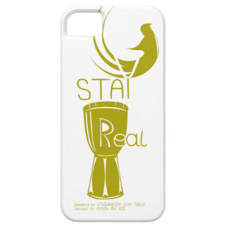STAY REAL iPhone SE/5/5s CASE