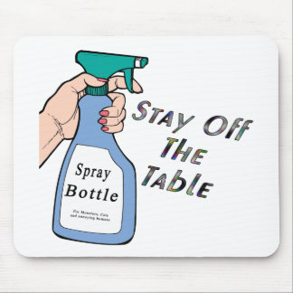 Stay Spray Mouse Pad