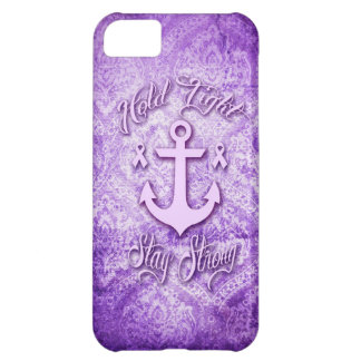 Stay strong nautical pancreatic cancer products. case for iPhone 5C