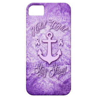 Stay strong nautical pancreatic cancer products. iPhone SE/5/5s case