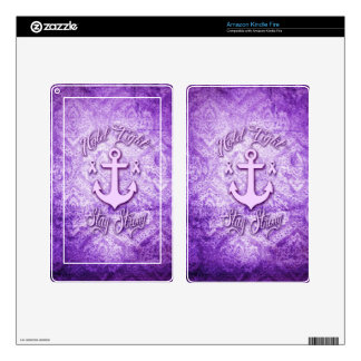 Stay strong nautical pancreatic cancer products. kindle fire decals