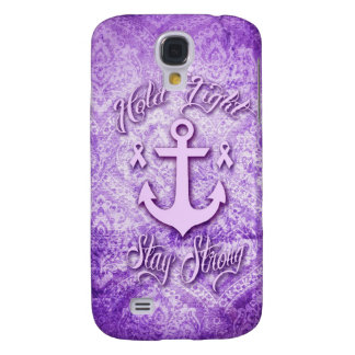 Stay strong nautical pancreatic cancer products. samsung galaxy s4 case