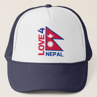 Stay Strong Nepal Hat