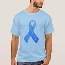 Stay Strong Prostate Cancer Awareness Ribbon Shirt
