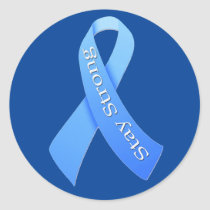 Stay Strong Prostate Cancer Awareness Sticker