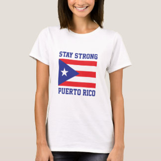 Stay Strong Puerto Rico T-Shirt