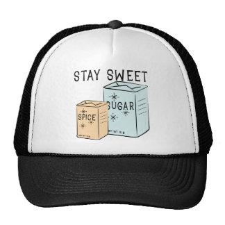 Stay Sweet Hats
