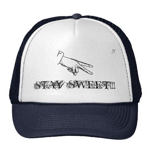 STAY SWEET!!!, JT HAT