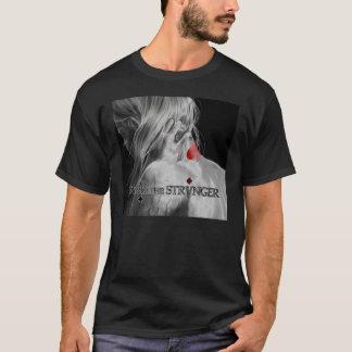 Stay The Stranger Black T-Shirt