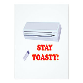 Stay Toasty Card