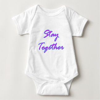 stay together.png baby bodysuit