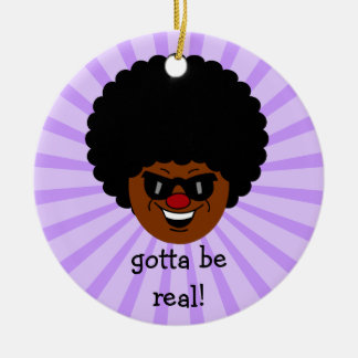 Stay true to yourself and what you believe in christmas tree ornaments