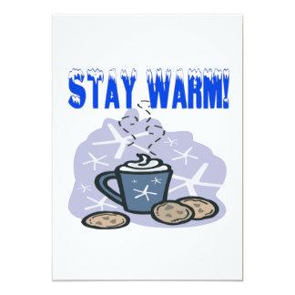 Stay Warm 4 Card