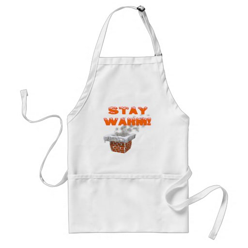 Stay Warm Aprons