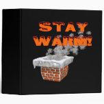 Stay Warm Binders