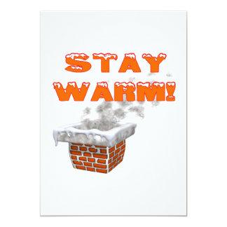 Stay Warm Card