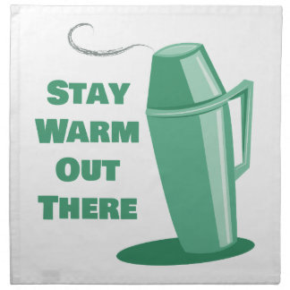 Stay Warm Cloth Napkin