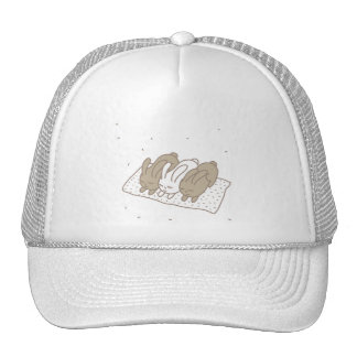 Stay warm mesh hats