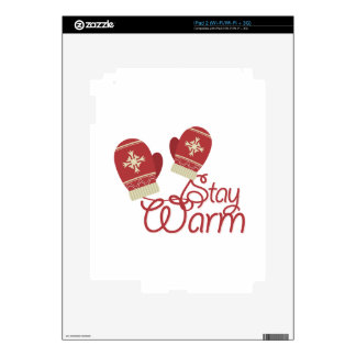 Stay Warm Skins For The iPad 2