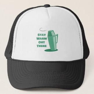 Stay Warm Trucker Hat