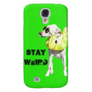 Stay Weird Galaxy S4 Case