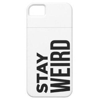 Stay Weird iPhone SE/5/5s Case