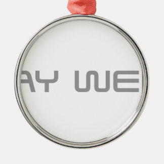 stay-weird-saved-gray.png christmas ornaments