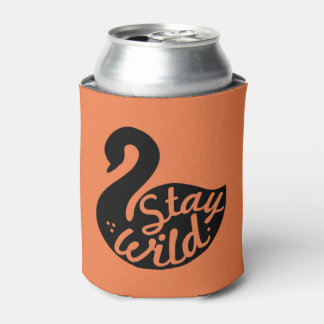 Stay Wild Can Cooler