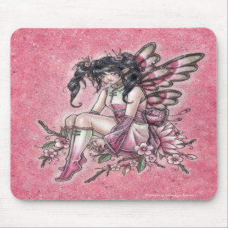 Stay With Me Okay Fairy Mousepad