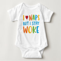 Stay Woke Infant Bodysuit One Piece