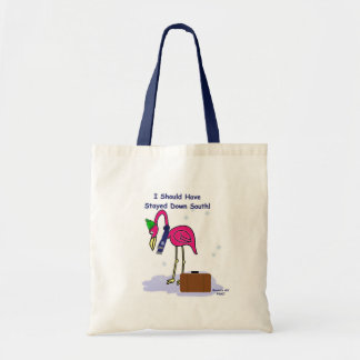 Stayed South Flamingo Bag