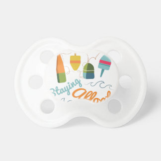 Staying Afloat BooginHead Pacifier