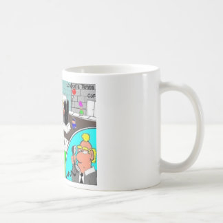 Staying Afloat In Economy Funny Gifts & Collectibl Coffee Mug