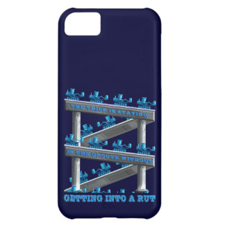 Staying In The Groove? iPhone 5C Case